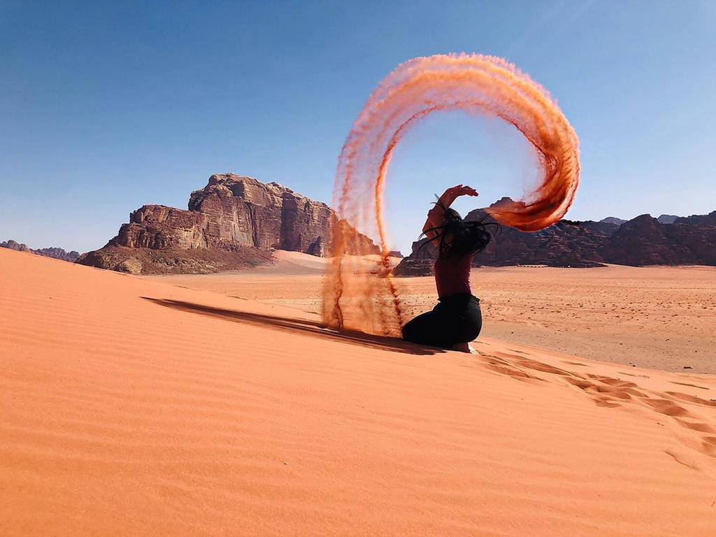 jordan small group tours