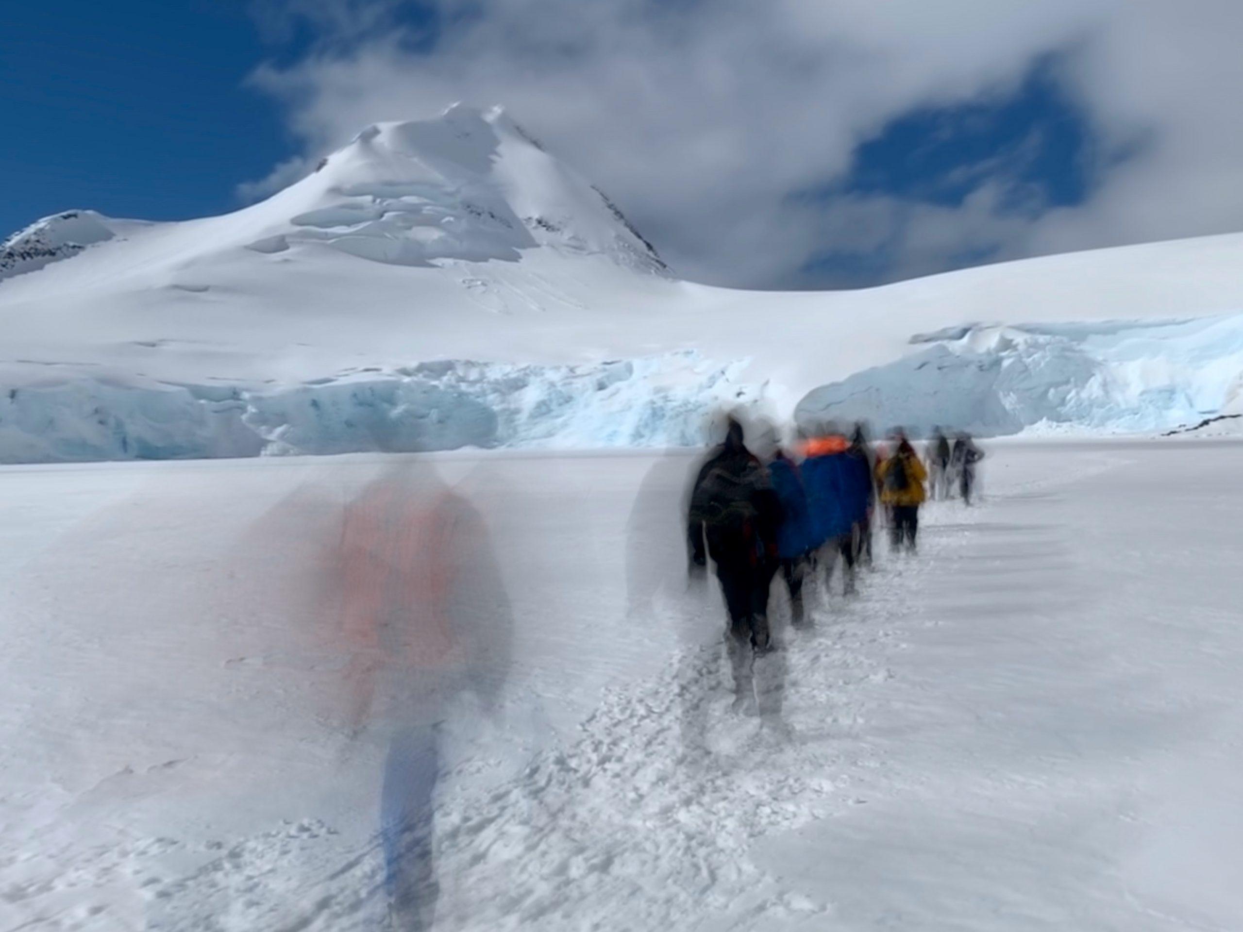 antarctica group tour
