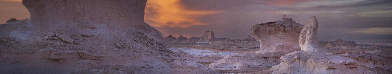 PhotoFly Travel Club | The White Desert Dusk Cropped 2 | PhotoFly Travel Club