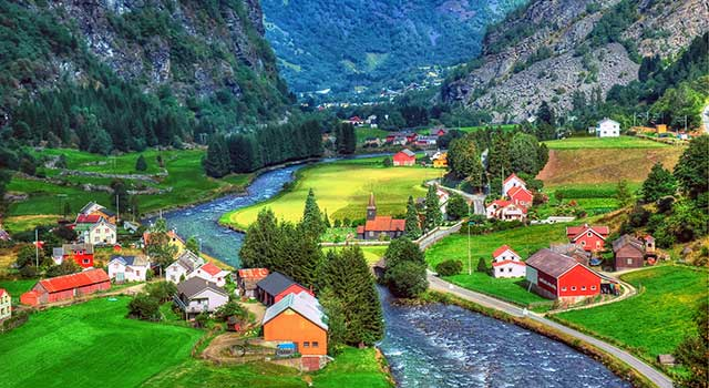 norway group tour