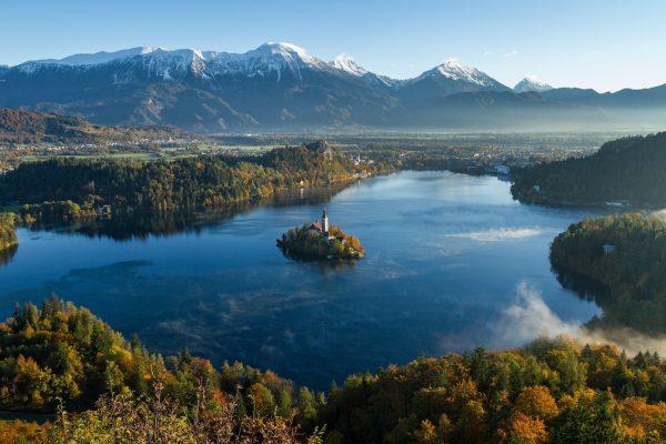 Slovenia group tour