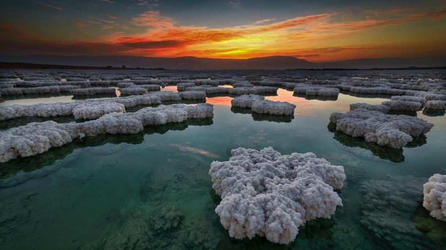 PhotoFly Travel Club | dead-sea-sunset | PhotoFly Travel Club