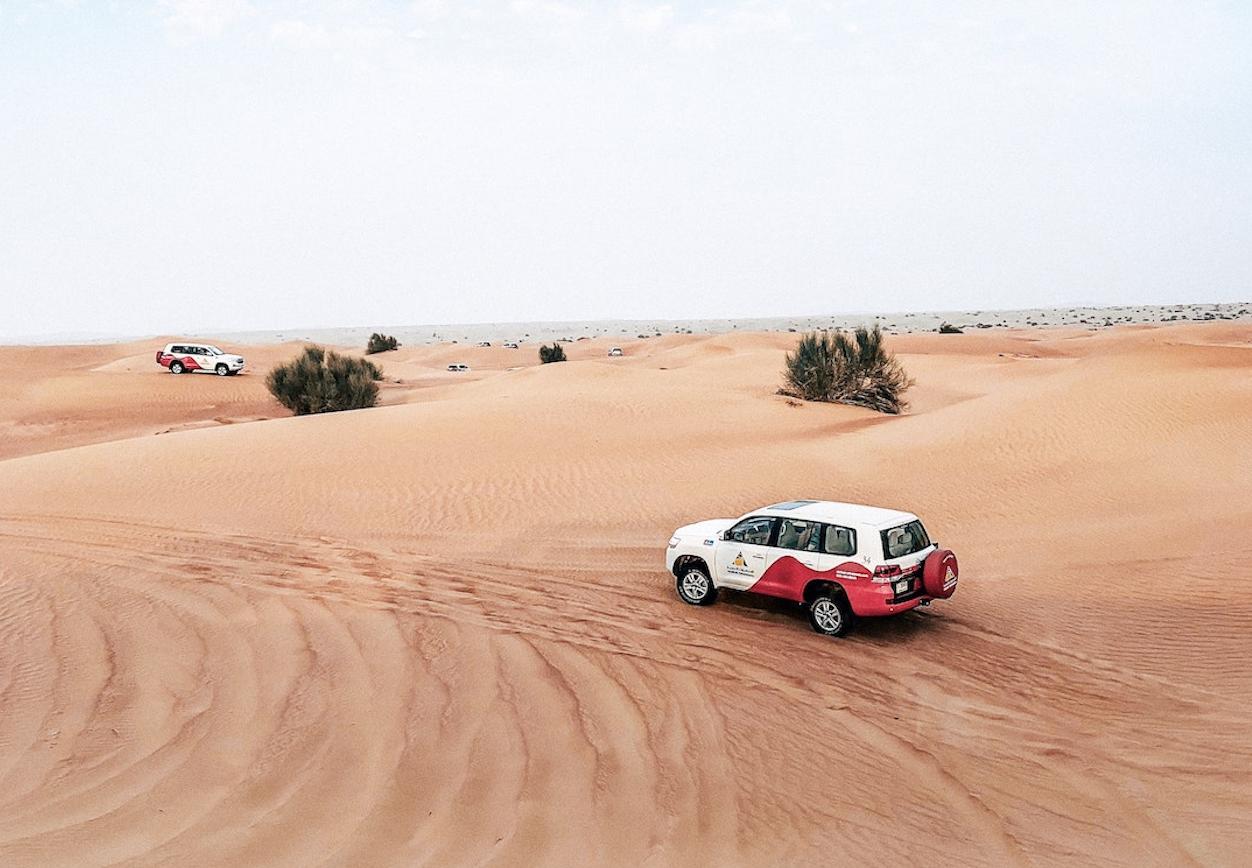 UAE group tour
