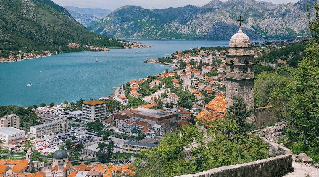 montenegro group tour