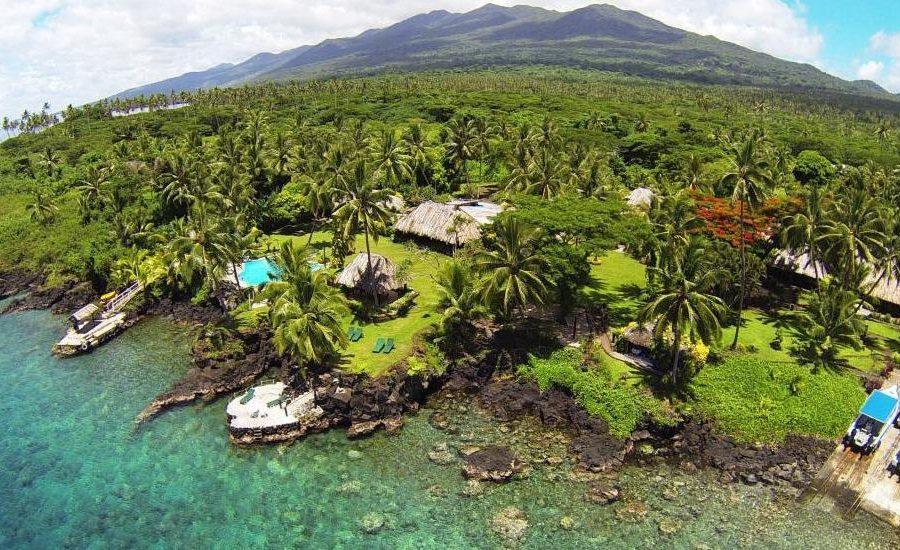 Taveuni tours fiji