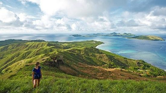 fiji best hikes